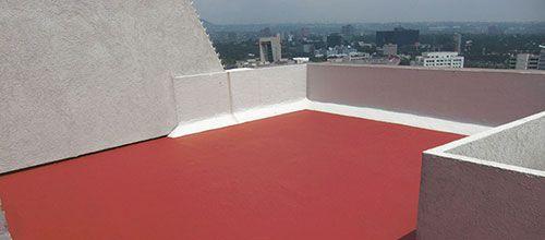 Impermeabilizaciones de techos en Madrid