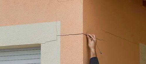 Reparación de muros
