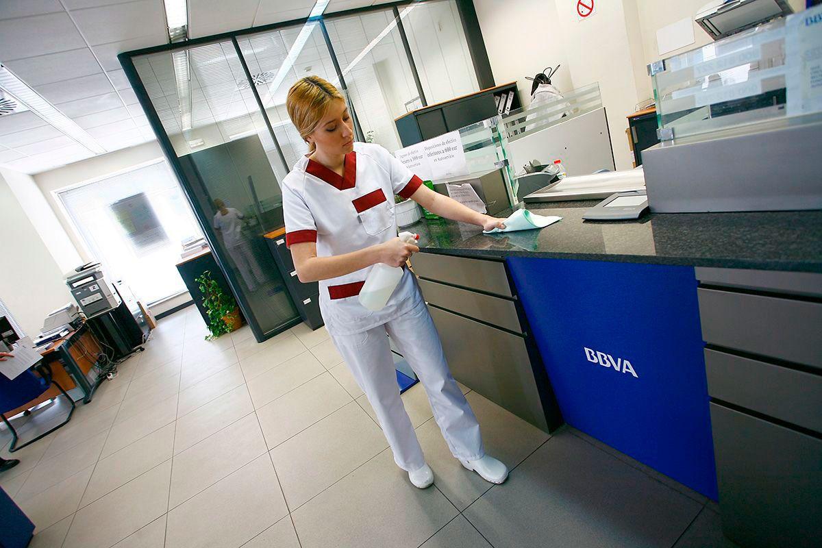 Empresas de limpieza de oficinas en madrid relaci n - Empresas domotica madrid ...