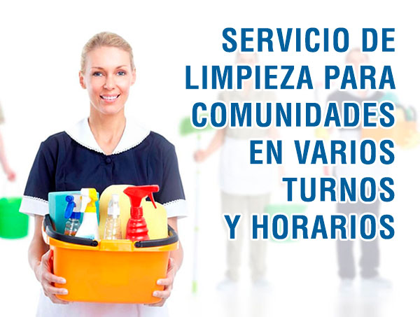 Empresa de servicios de limpieza en Madrid