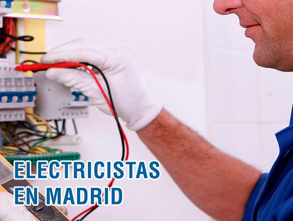 Electricista Madrid