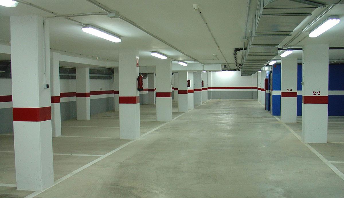 Empresas de limpieza de garajes en Madrid