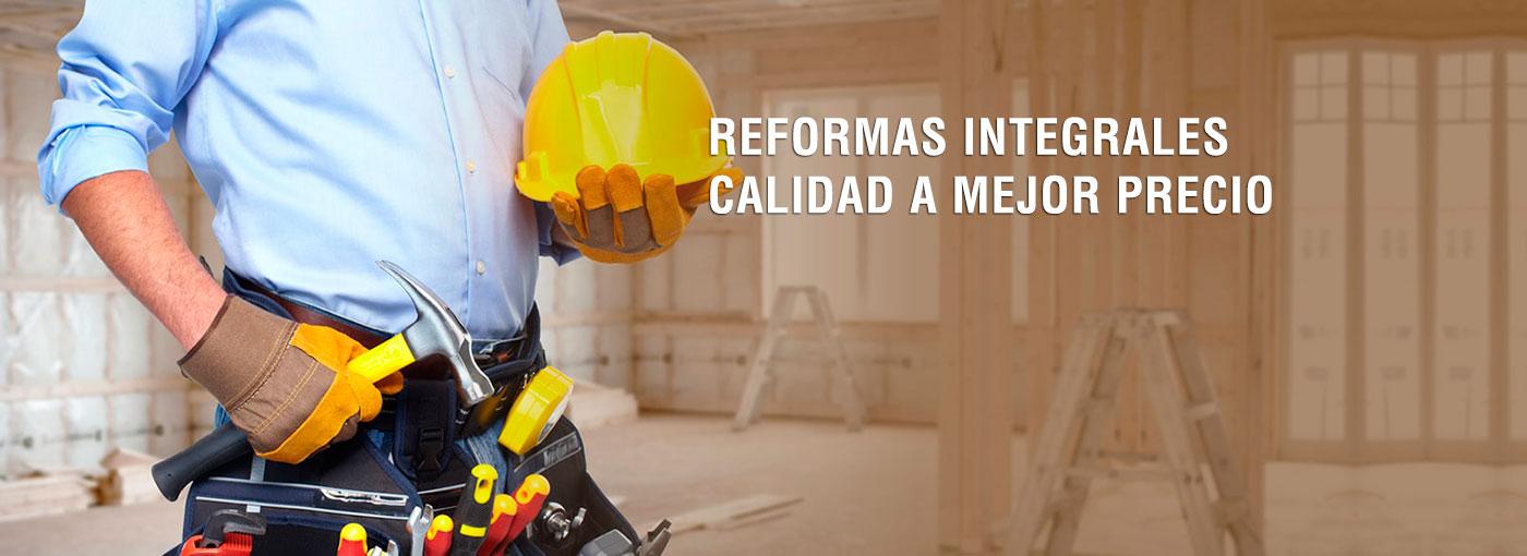 Reformas en Madrid