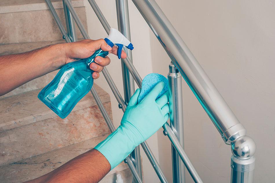 Servicio de limpieza en Madrid Chamberí