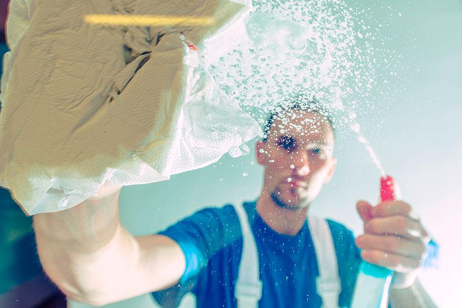 Servicio de limpieza en Pozuelo de Alarcón